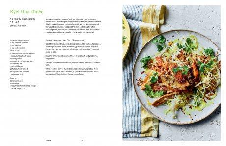 The Rangoon Sisters: Recipes from our Burmese family kitchen (Hardback)