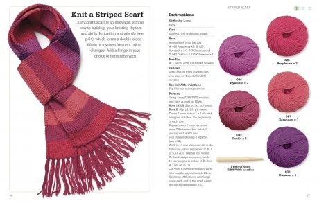 A Little Course in Knitting (Hardback)