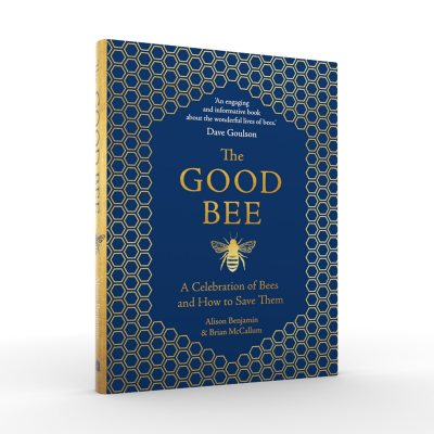 The Good Bee: A Celebration of Bees - And How to Save Them (Hardback)
