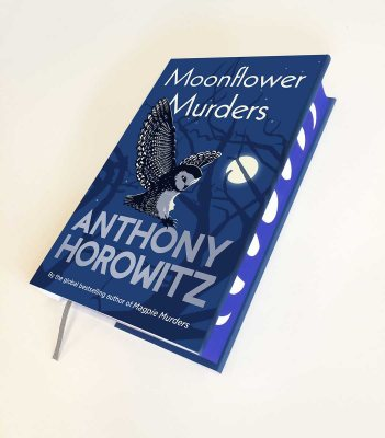 Moonflower Murders: Signed Edition (Hardback)
