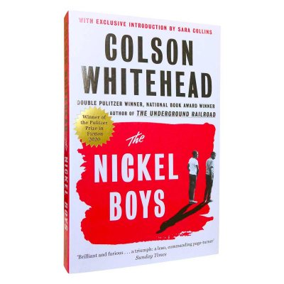 The Nickel Boys: Exclusive Edition (Paperback)