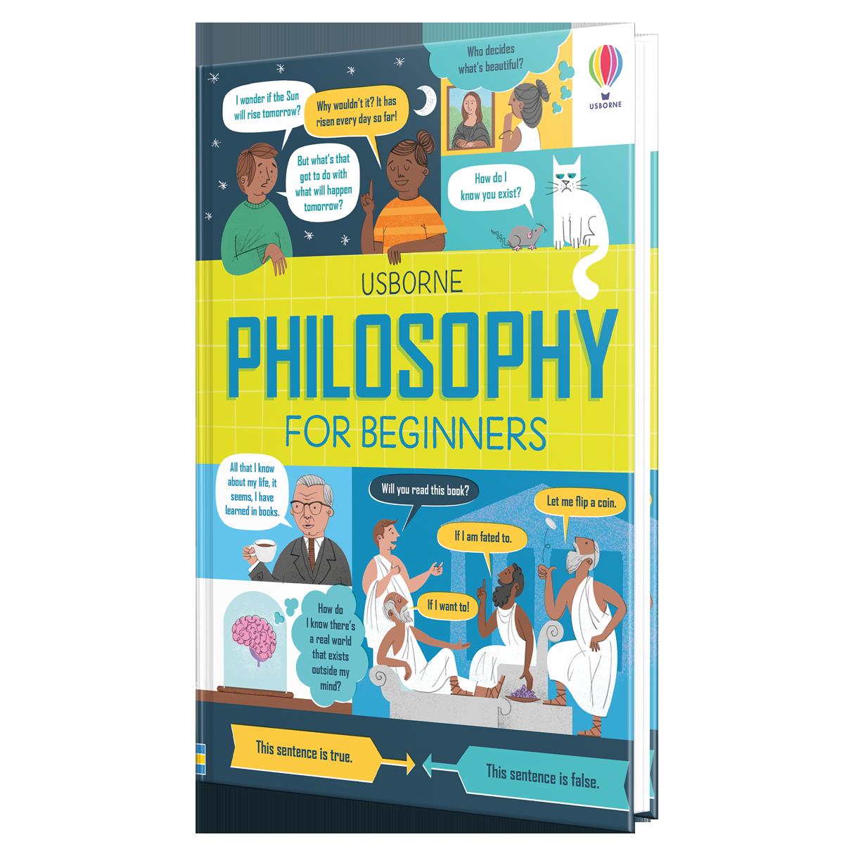 Philosophy for Beginners - For Beginners (Hardback)