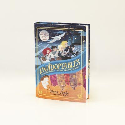 The Unadoptables: Five fantastic children on the adventure of a lifetime (Hardback)
