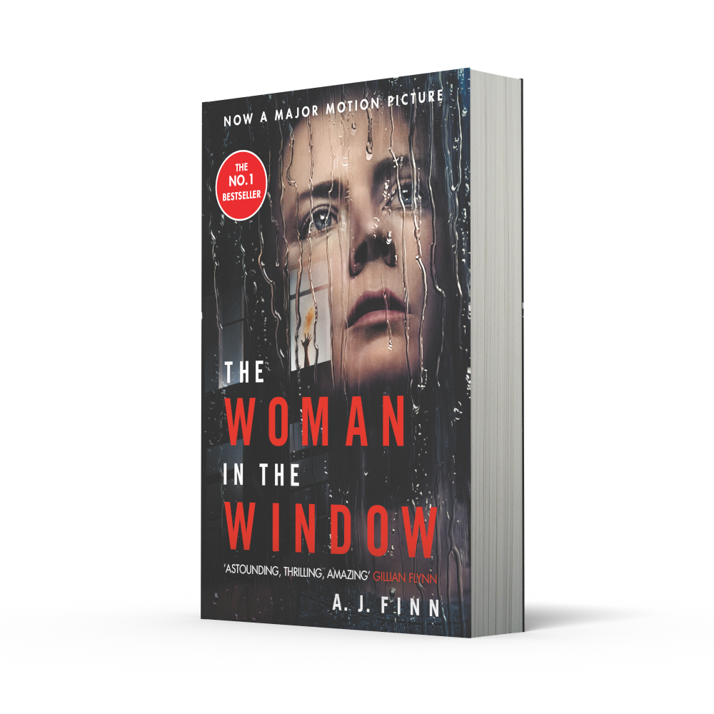 The Woman in the Window (Paperback)