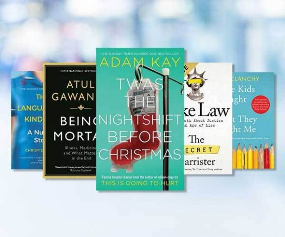 Everyday Heroes: If You Like Adam Kay, You'll Love These Professional Memoirs