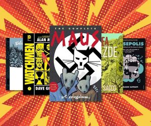 Graphic Novels - The Essential Primer