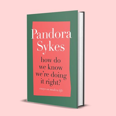 How Do We Know We're Doing It Right: & Other Essays on Modern Life - Signed Edition (Hardback)