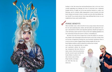 Trixie and Katya's Guide to Modern Womanhood (Hardback)