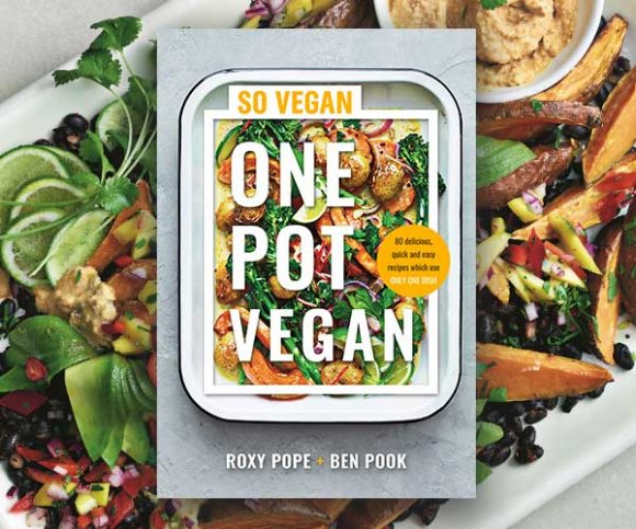 A Mouth-watering Recipe from One Pot Vegan