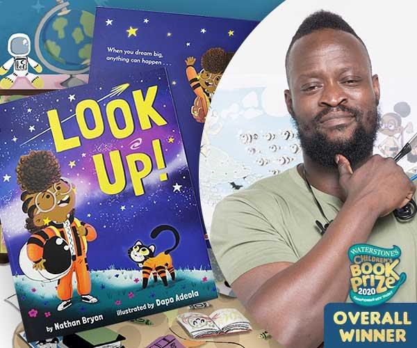 Look Up! by Dapa Adeola and Nathan Bryon