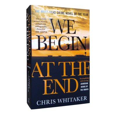 We Begin at the End (Paperback)