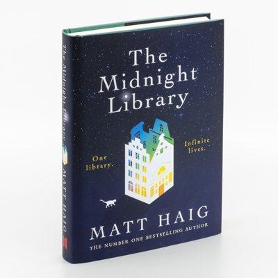 The Midnight Library by Matt Haig | Waterstones