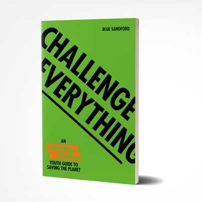 Challenge Everything: An Extinction Rebellion Youth guide to saving the planet (Paperback)