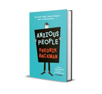 Anxious People (Hardback)