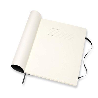 Black Xl Weekly Soft Diary 2021: Moleskine (Diary)