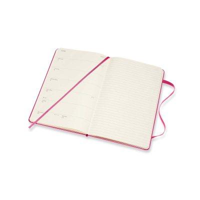 Bougainvillea Pink Large Weekly Hard Diary 2021: Moleskine (Diary)
