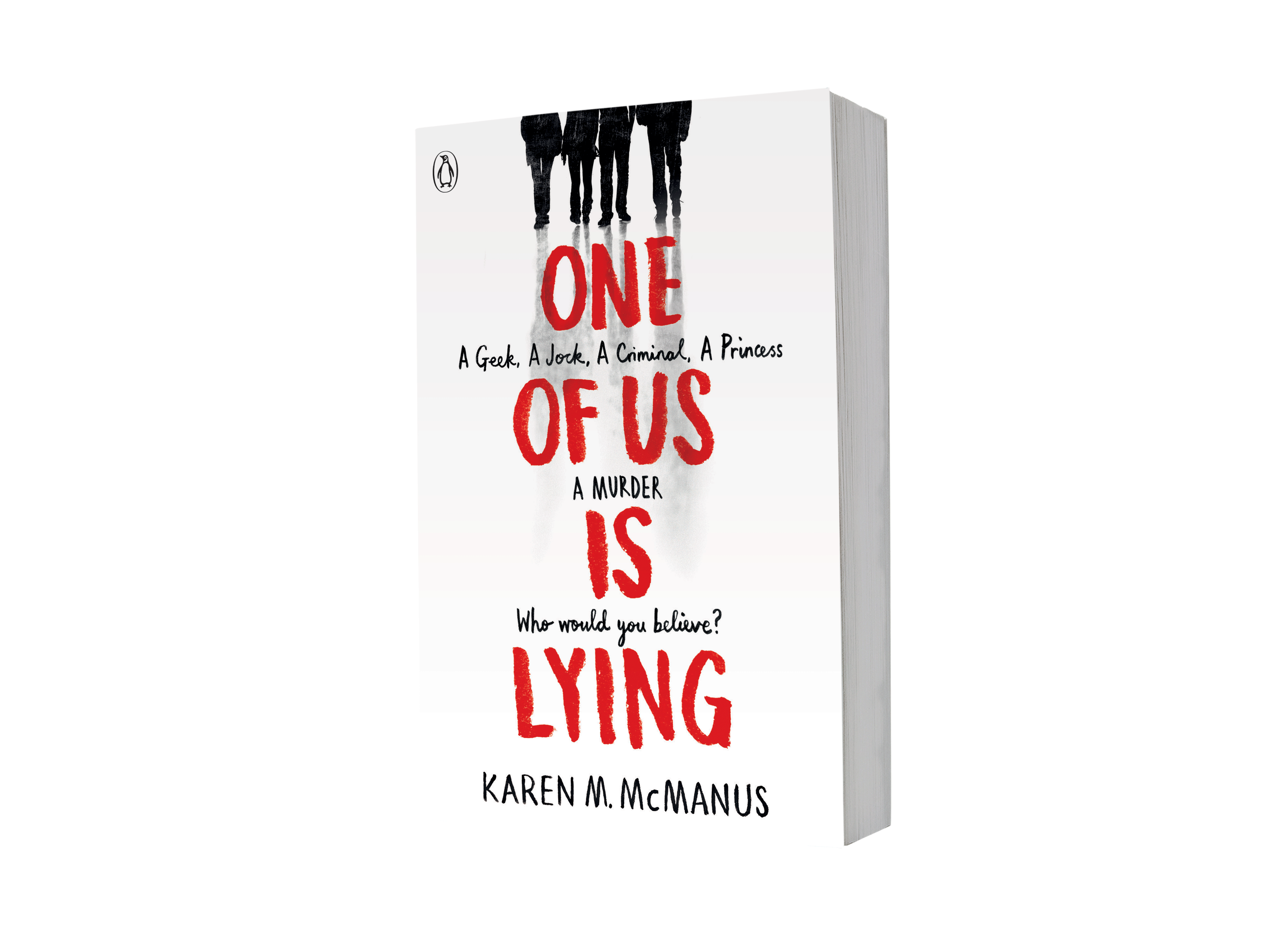 One Of Us Is Lying (Paperback)