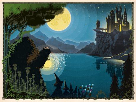 Harry Potter and the Philosopher's Stone: MinaLima Edition (Hardback)