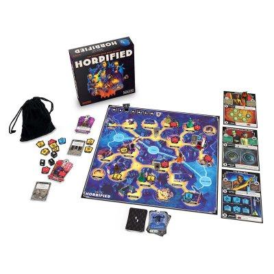 Horrified Monsters Board Game