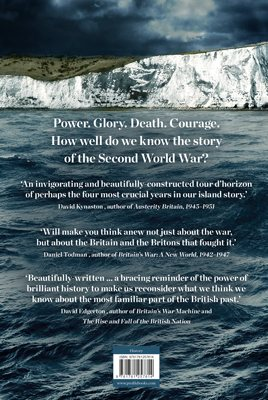 Britain at Bay: The Epic Story of the Second World War: 1938-1941 (Hardback)