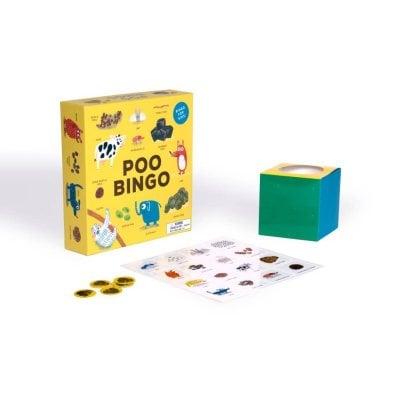 Poo Bingo - Magma for Laurence King