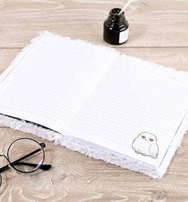 Hedwig Plush Notebook