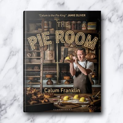 The Pie Room: 80 achievable and show-stopping pies and sides for pie lovers everywhere (Hardback)