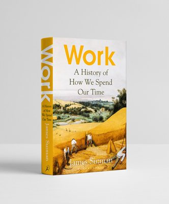 Work: A History of How We Spend Our Time (Hardback)