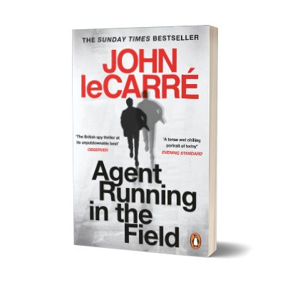 Agent Running in the Field (Paperback)