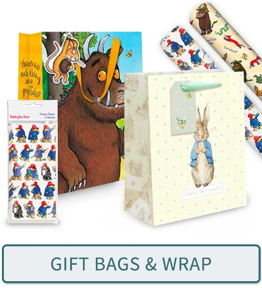 Gift wrap and gift bags