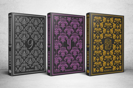 Inside No. 9: Collector's Edition: The Scripts: Series 1-3 (Hardback)