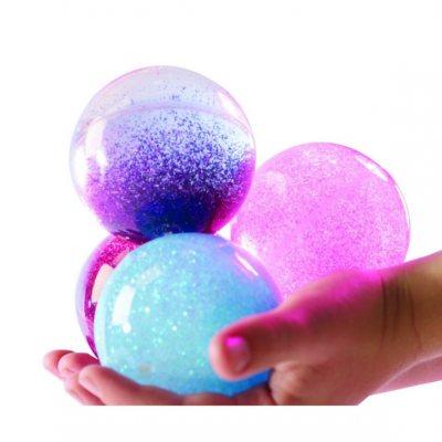 Glitter Water Jetball Gl90