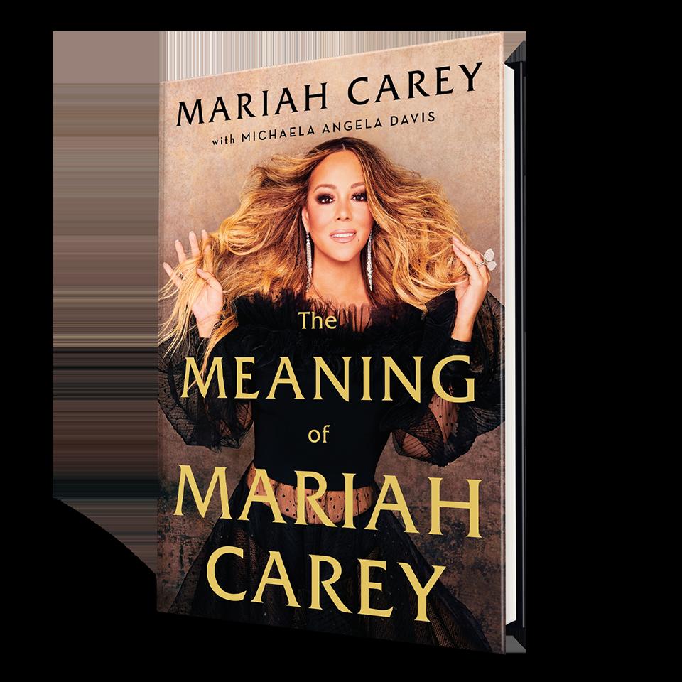 The Meaning of Mariah Carey (Hardback)