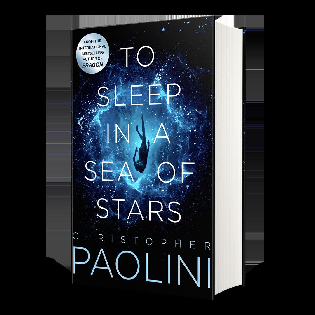 To Sleep in a Sea of Stars (Hardback)
