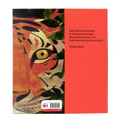 Tiger, Tiger, Burning Bright! - An Animal Poem for Every Day of the Year: National Trust - Poetry Collections (Hardback)