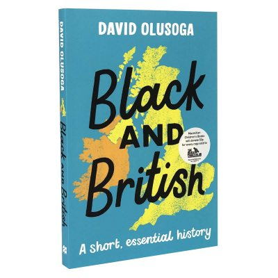 Black and British: A short, essential history (Paperback)