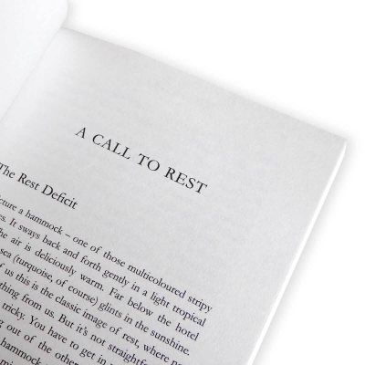 The Art of Rest: How to Find Respite in the Modern Age (Paperback)