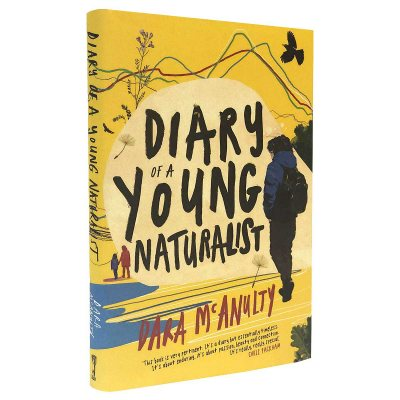 Diary of a Young Naturalist (Hardback)