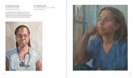 Portraits for NHS Heroes (Hardback)