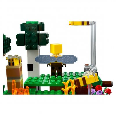 Beehives Lego Duplo Item Sign To Apiary