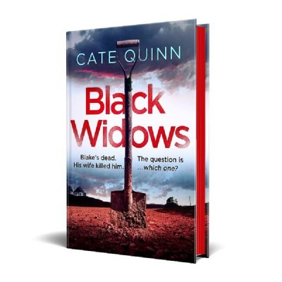 Black Widows: Exclusive Signed Bookplate Edition (Hardback)