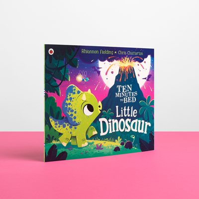 Ten Minutes to Bed: Little Dinosaur - Ten Minutes to Bed (Paperback)