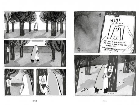 The Sad Ghost Club: Volume 1 - The Sad Ghost Club (Paperback)