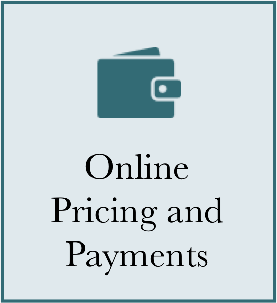 Waterstones payment and pricing