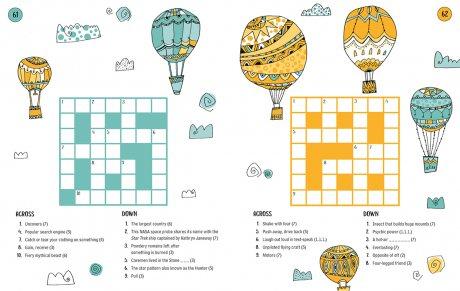 General Knowledge Crosswords - Puzzles, Crosswords & Wordsearches (Paperback)