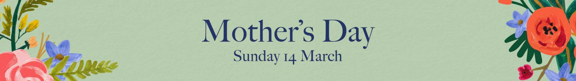 Mother's Day Gifts at Waterstones