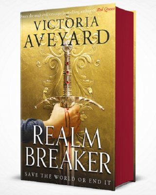 Realm Breaker: Signed Exclusive Edition (Hardback)