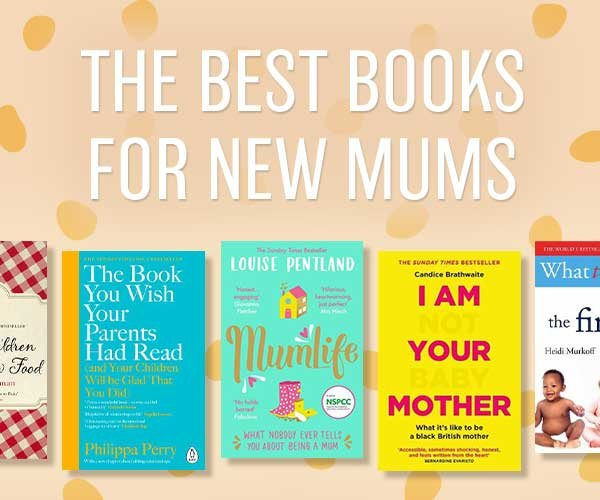 Mother's Day: The Best Books for New Mums