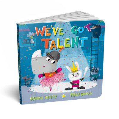We've Got Talent (Paperback)
