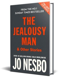 The Jealousy Man and Other Stories: Signed Edition (Hardback)